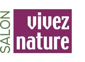 Vivez nature - salon Paris - logo général