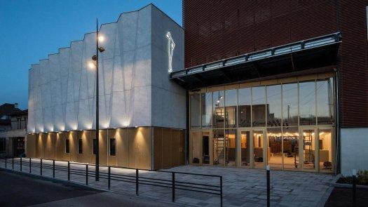 Jacques Tati cinema Tremblay en France