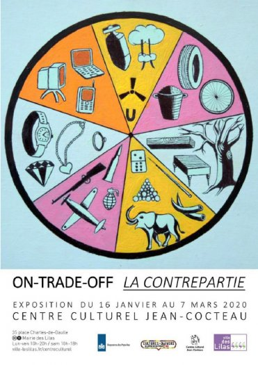 On Trade Off exposition aux Lilas