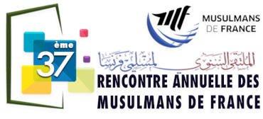 28ème rencontre des musulmans de france