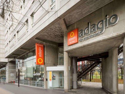 Apparthotel Adagio Access Paris La Villette