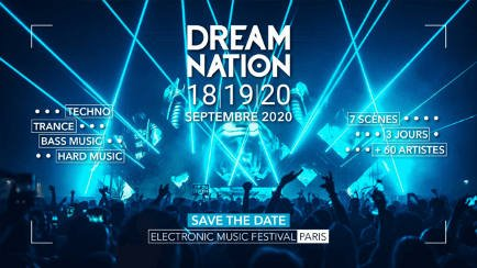 Dream Nation Paris 2020 aux Docks
