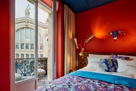25 Hours Paris Terminus Hôtel