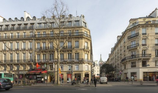 Hôtel Royal Saint Michel