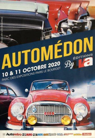 Automedon - octobre 2020