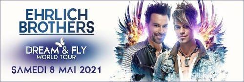 Erhlich Brothers au Zénith de Paris - mai 2021