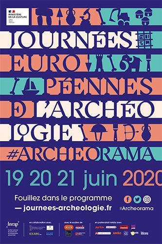 Journées de l'Archéologie 2020