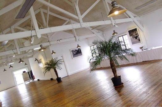 L'usine-salle de réunion
