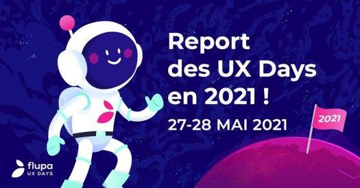 Flupa UX Days - 2021 - cité des sciences