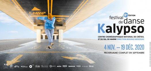 Festival Kalypso, affiche 2020
