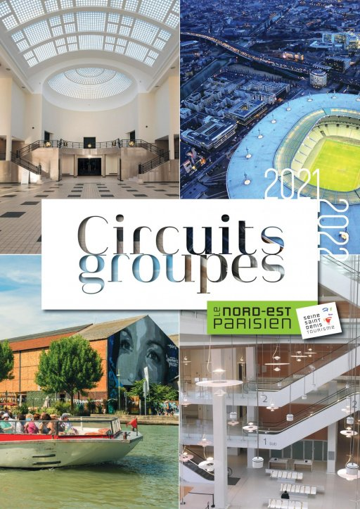 Couverture Brochure Groupes NEP 2021-2022