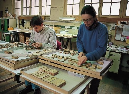 Unité d'archéologie et laboratoire Utica