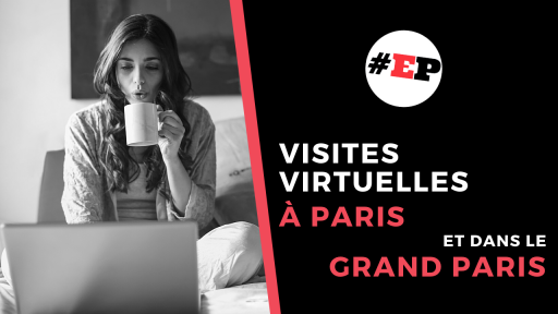 Visites virtuelles Explore Paris - Miniature vidéo You Tube