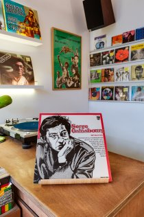 Panorama Records, Dauphine market © Fernando Perez