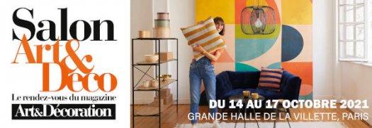 Salon Art & Déco Paris la Villette 2021