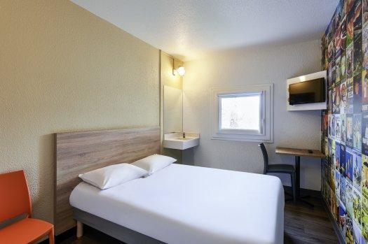 Hotel F1 porte de Montmartre