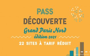 Pass Découverte Grand Paris Nord 2021
