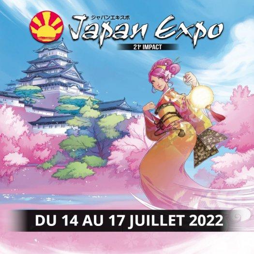 Japan expo 2022