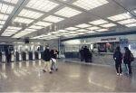 metro line 13 St Denis - Porte de Paris for Stade de France