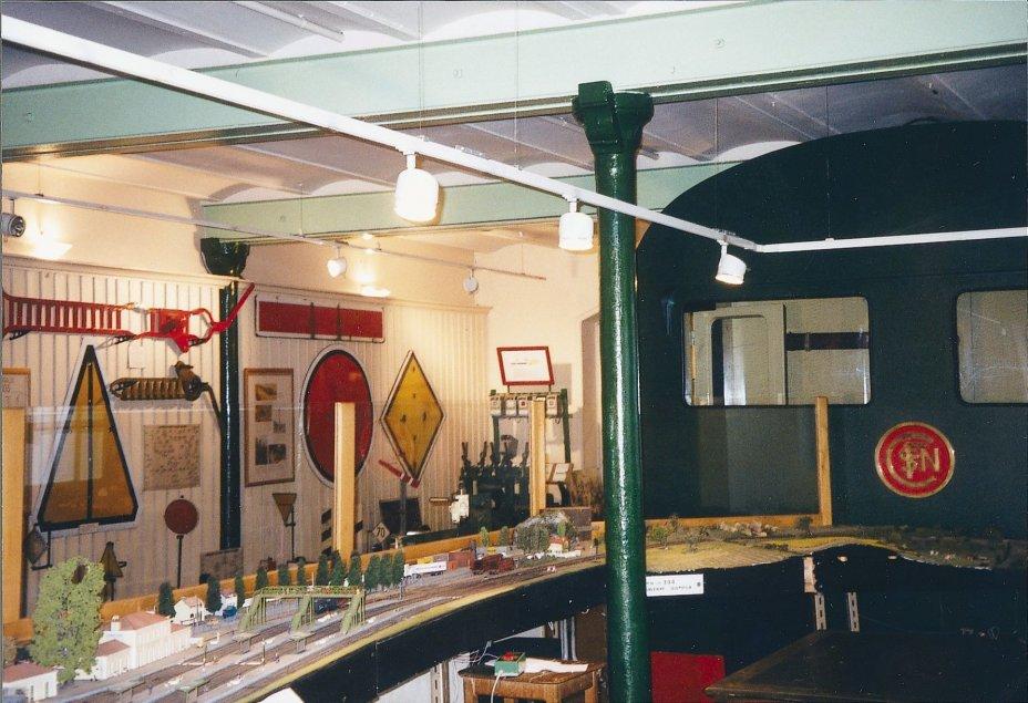 Musée régional du chemin de fer