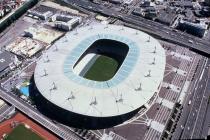 Stade de France - roof