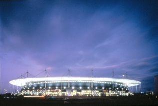 Stade de France at Saint-Denis - France