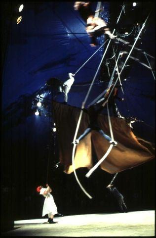 Spectacles et formations le cirque en seine saint denis 93 - Le cirque electrique porte des lilas ...