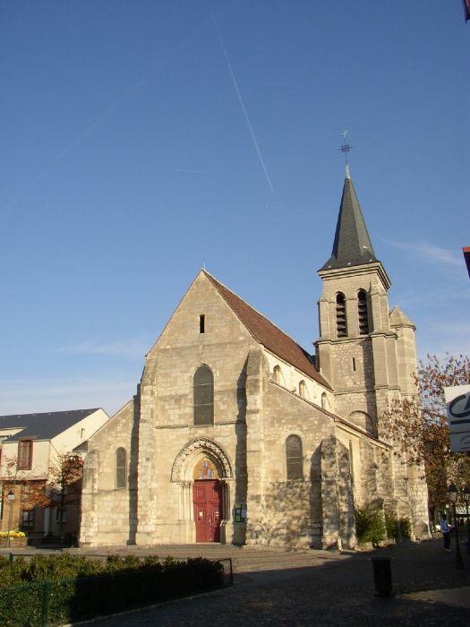 Eglise Saint-Baudile