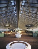 Aéroport Roissy Charles de Gaulle - terminal