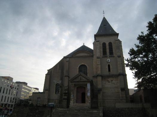 Eglise Saint-Germain l'Auxerrois à Pantin