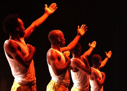 Via Katlehong Dance au centre national de la danse