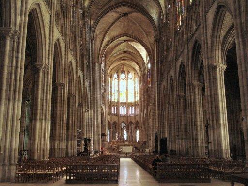 Messes de Pâques à la Basilique Saint-Denis