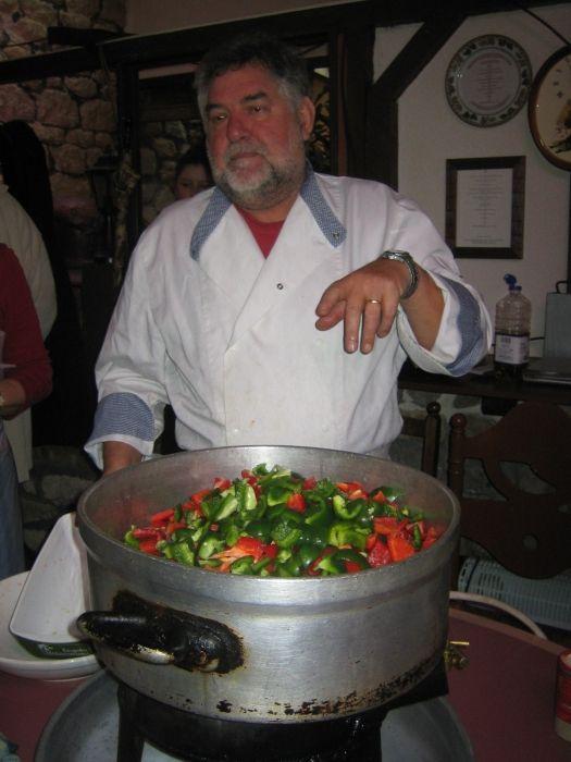 Cours de cuisine basque