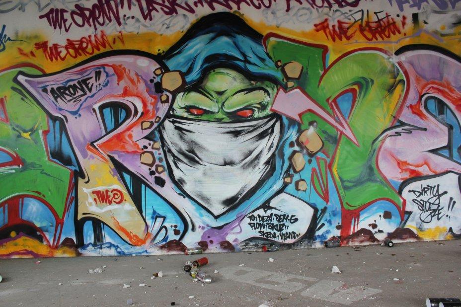graffiti-art-street - Photo