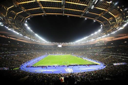Evénement sportif au Stade de France