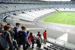 Visit the stadium