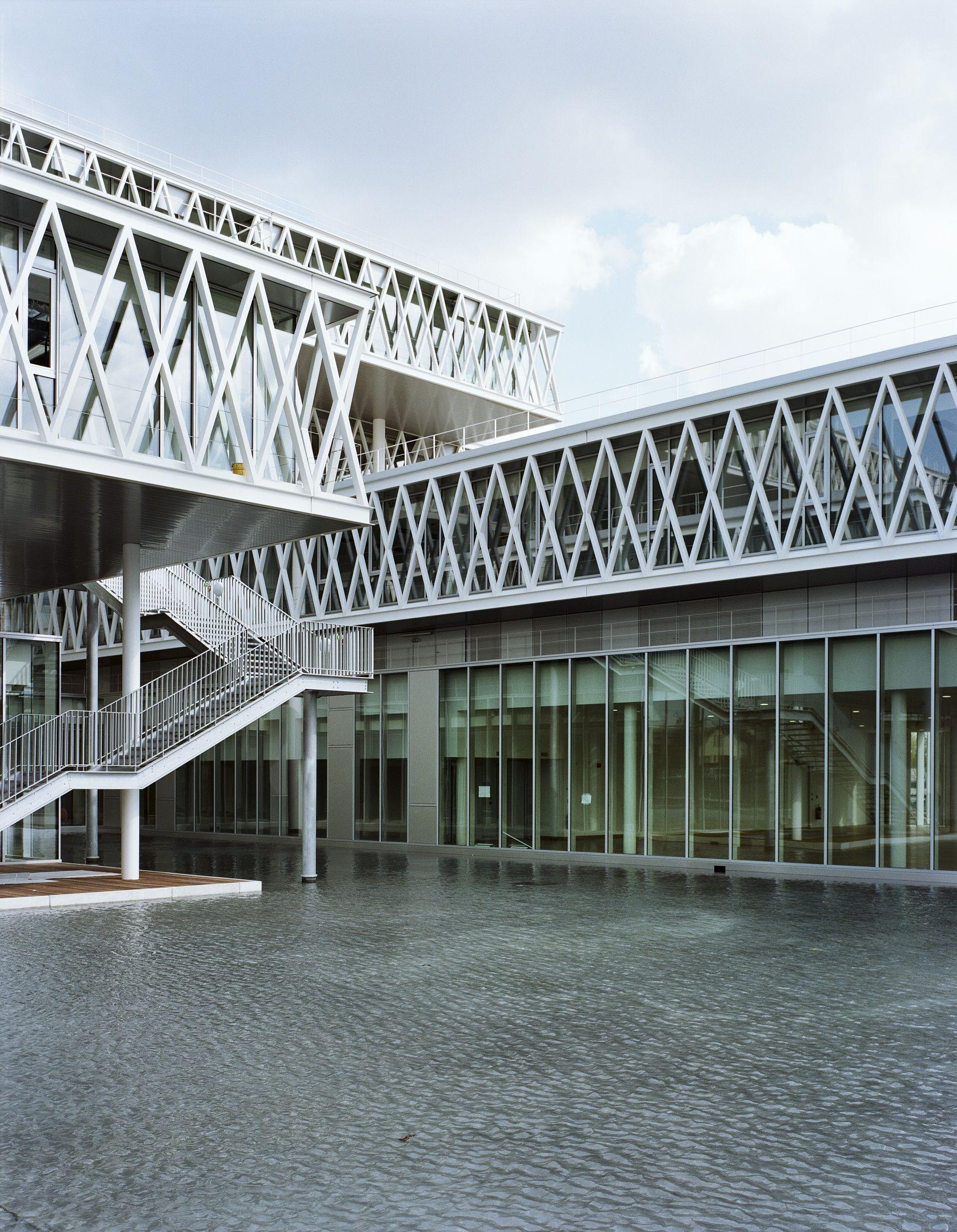 Visite guid e des archives nationales pour les groupes for Architecte italien contemporain