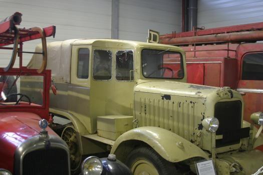 conservatoire citroen, camionnettes