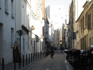 Street of Belleville