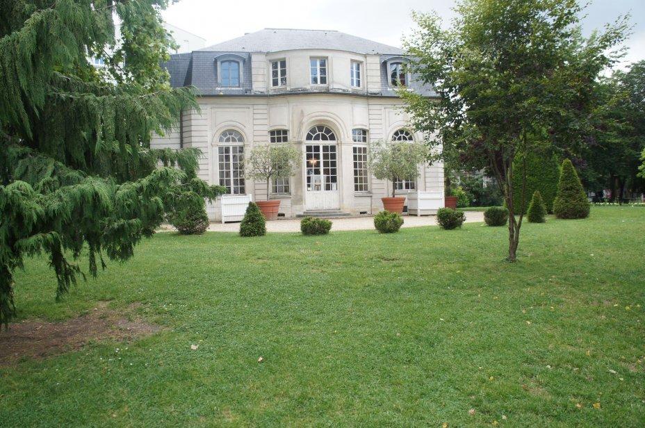 Location salons paris pavillon de l 39 ermitage - Menetou salon domaine de l ermitage ...