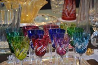 Arts de la table et vaisselle ancienne aux puces de paris - Vaisselle art de la table ...