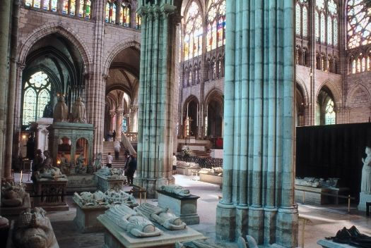 Basilique Cathédrale Saint-Denis / Nécropole