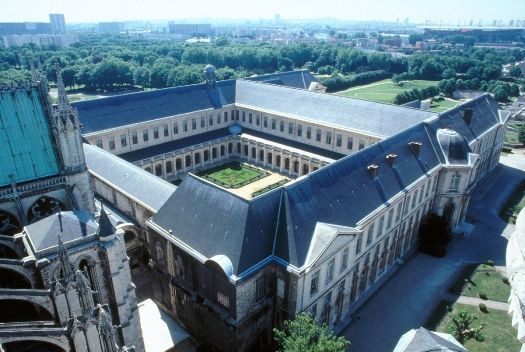 Basilique Cathédrale Saint-Denis / Légion d'honneur
