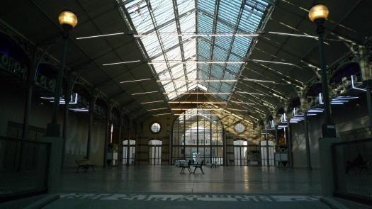 Le centquatre paris 19 me espace culturel et artistique for 104 rue du jardin paris