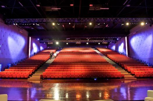 les docks de paris auditorium