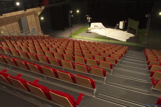 Espace Georges Simenon à RosnysousBois, lieu de