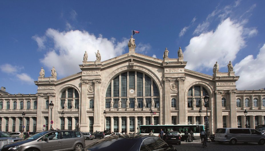 Paris Railway Station Hotels