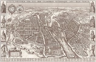 Paris in 1618