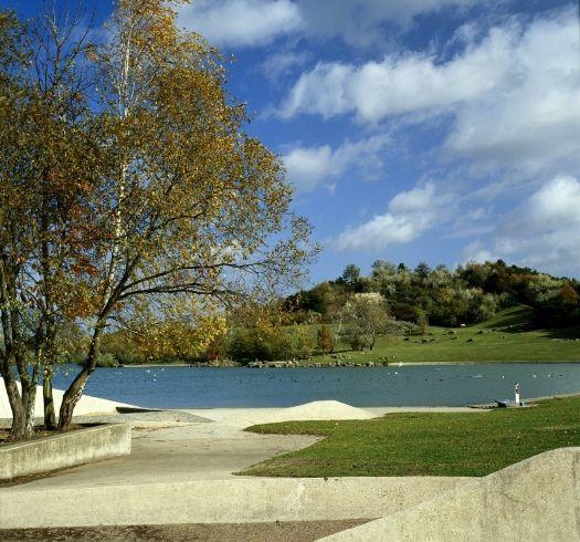 Parc départemental de la Courneuve