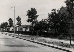 Vue de l'avenue du Général Leclerc © Archives municipales de Noisy-le-Sec (DR)
